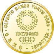 10 000 Yen - Reiwa (Victory & Glory) -  obverse