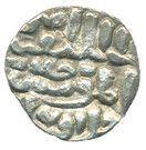 1 Tanka - Nasir al-Din Mahmud Shah 844-861 AH (1440–1457 AD) – obverse