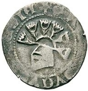 ½ Groschen - Bolko II and Heinrich II – obverse