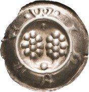 1 Hohlpfennig - Friedrich IV – obverse