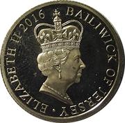 1 Penny - Elizabeth II (Queen's 90th Birthday) – obverse