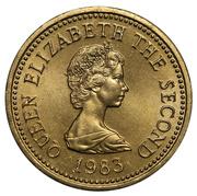 1 Pound - Elizabeth II (St. Helier) -  obverse