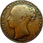 1/52 Shilling - Victoria – obverse