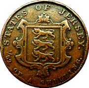 1/52 Shilling - Victoria -  reverse