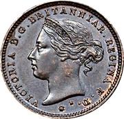 1/48 Shilling - Victoria – obverse