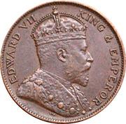 1/24 Shilling - Edward VII – obverse