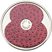 5 Pounds - Elizabeth II (Remembrance Day 2018) – reverse