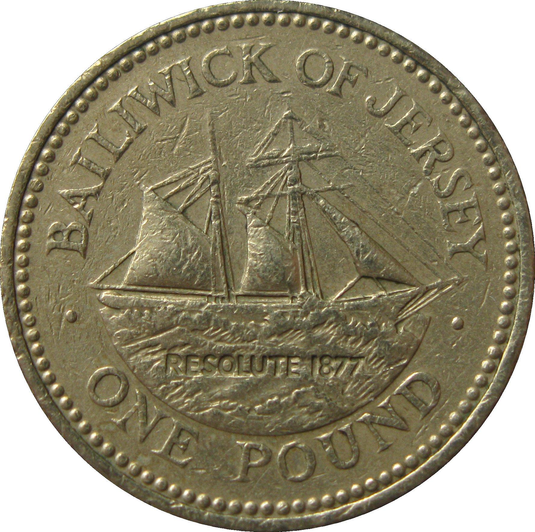 1 Pound (magnetic) - Egypt - Numista