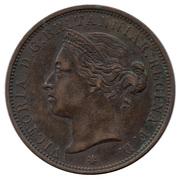 1/12 Shilling - Victoria – obverse