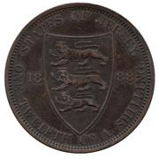 1/12 Shilling - Victoria – reverse