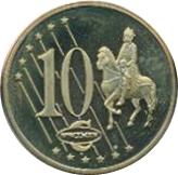 10 Cent – reverse