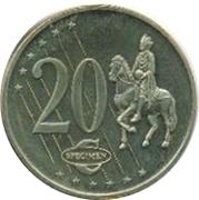 20 Cent – reverse