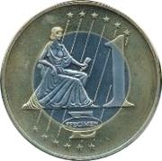 1 Euro – reverse