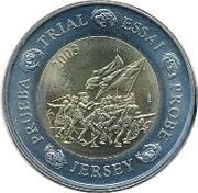 2 Euro – obverse
