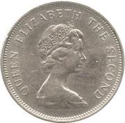 10 New Pence - Elizabeth II (2nd portrait) -  obverse