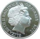 5 Pounds - Elizabeth II (Lest We Forget 1918) – obverse
