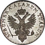 ½ Reichsthaler - Friederike Auguste Sophie – obverse