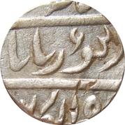 1  Rupee - New Madan Shahi - Jhalawar – obverse
