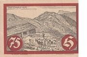 75 Heller (Jochberg) – reverse