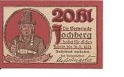 20 Heller (Jochberg) – obverse