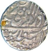 Rupee - Mohammad Akbar - II (Jodhpur Mint) – reverse
