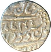 1 Rupee - Victoria [Sardar Singh] – reverse