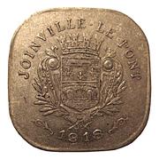 20 Centimes (Joinville-le-Pont) – obverse