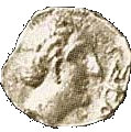 ¼ Ma'ah-Obol - Ptolemy II – reverse