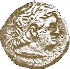 Unknown Denomination - Ptolemy II – obverse