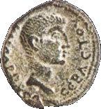 AE 24 - Herod Philip – obverse