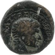AE 25 - Herod Agrippa I – obverse