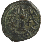 8 Prutot - Herod the Great – reverse