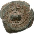 2 Prutot - Herod the Great – obverse