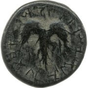Middel bronze - Simeon bar Kosevah (Year One) – reverse