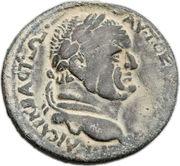 AE 30 - Herod Agrippa II – obverse