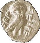 ¼ Ma'ah-Obol - Judah – reverse