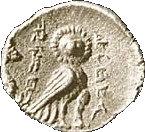½ Ma'ah-Obol - Hezekiah – reverse