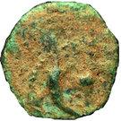 Prutah - Judah Aristobulus I – reverse