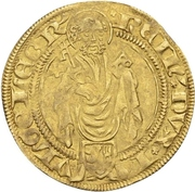 1 Goldgulden - Rainald (Bergheim) – obverse