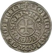 1 Bausche - Wilhelm IV. – reverse