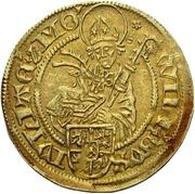 1 Goldgulden - Wilhelm IV. – obverse