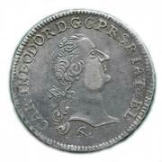 1 Thaler - Karl Theodor of Pfalz-Sulzbach – obverse