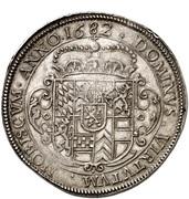 2 Thaler - Johann Wilhelm II. – reverse