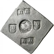8 Thaler (Siege currency) – obverse