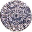 1 Weißpfennig - Wilhelm III Herzog von Jülich – reverse