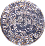 1 Weißpfennig - Wilhelm III. – reverse