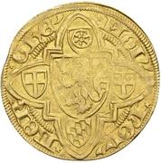 1 Goldgulden - Rainald (Bergheim) -  reverse