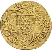 1 Goldgulden - Reinald IV. (Jülich) -  reverse