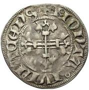 1 Sterling - Wilhelm II. (Brabantinus) – reverse