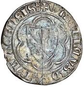 1 Groschen - Wilhelm II. – obverse